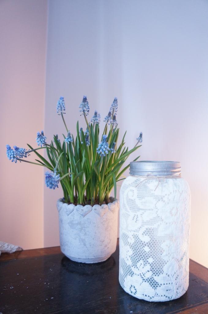 Stort Norgesglass kjøpt på Maritastiftelsen i Markveien for 95kr. Litt dyrt, men samtidig støtter man en god sak.