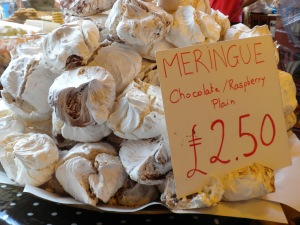 Borough Market Meringue