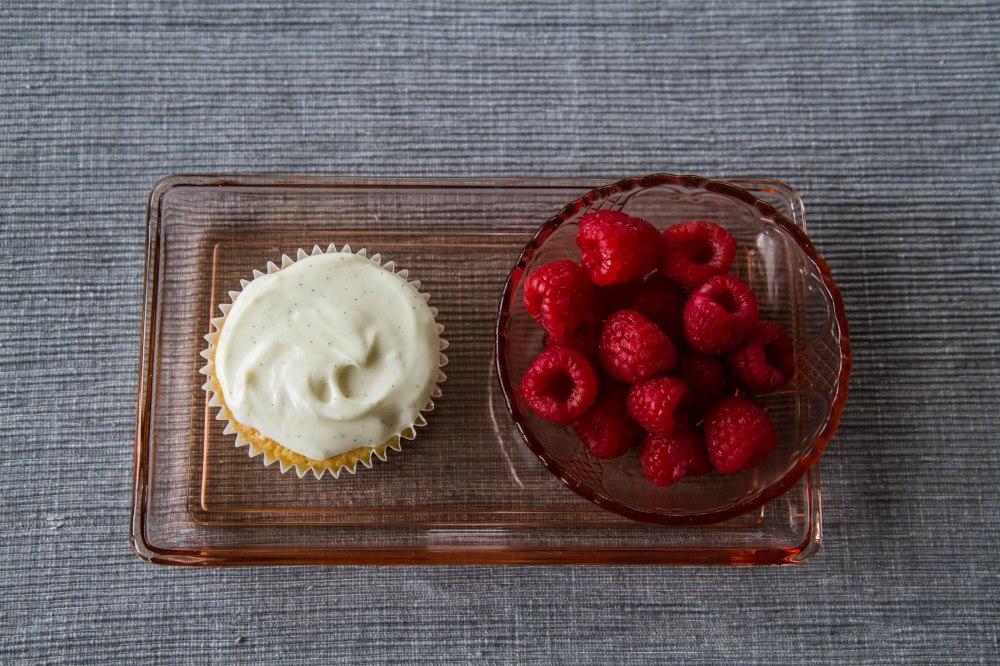Bær og muffins er en uslåelig kombo.